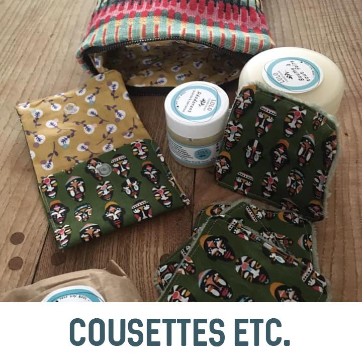 Cousettes etc.