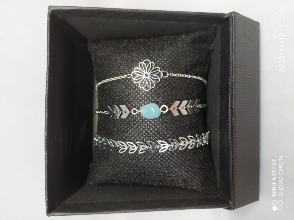 Combo de bracelets - Jiao Créations