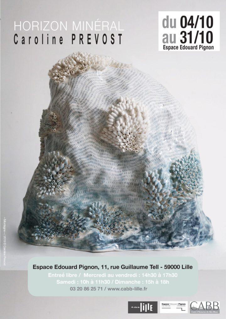 Horizon Mineral Affiche