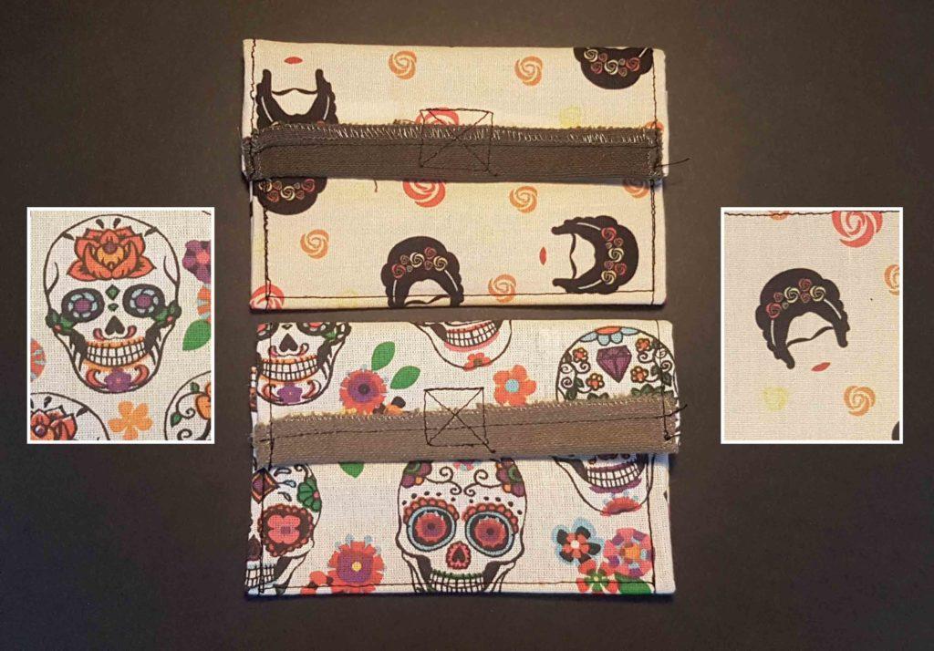 2 portes-cartes Mexico - Flooo